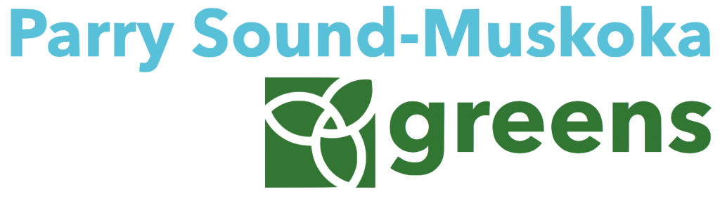 Parry Sound-Muskoka Green Party of Ontario Constituency Association