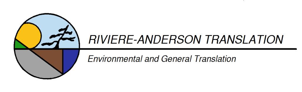 Riviere-Anderson Translation logo
