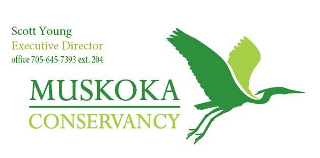 Muskoka Conservancy logo
