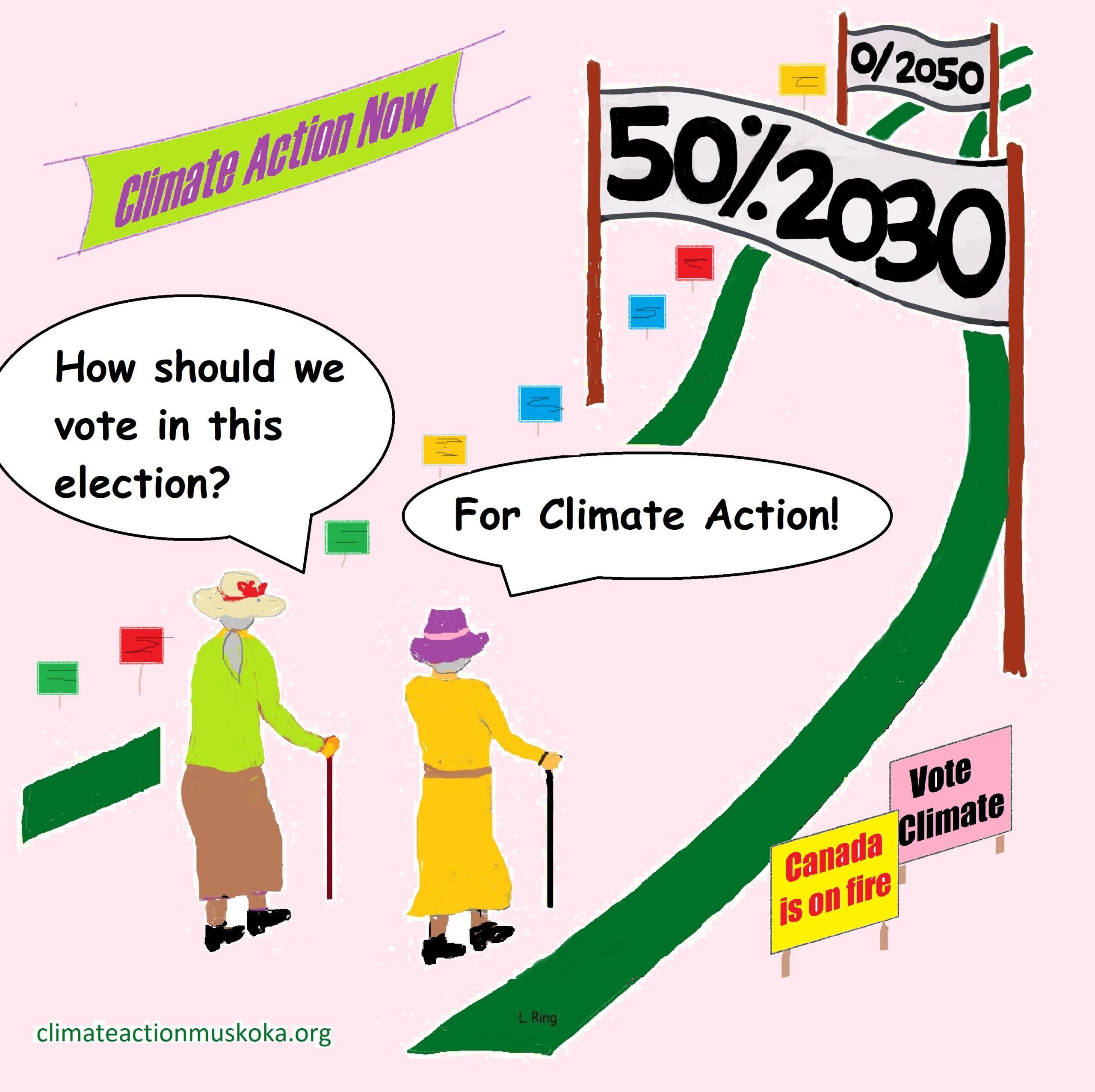 Vote climate